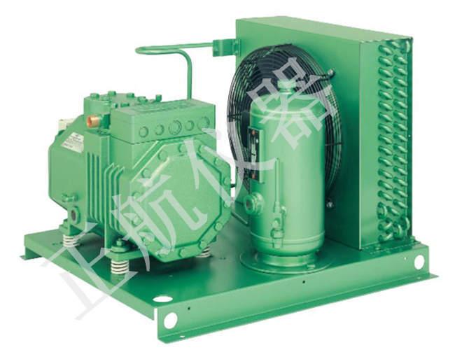总述螺杆式制冷压缩机作业原理特征